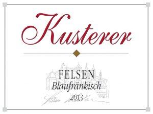 FELSEN Blaufränkisch 2013