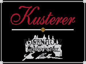 Etikett Rosenholz