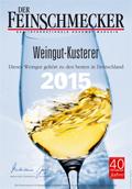 Auszeichnung Feinschmecker 2015